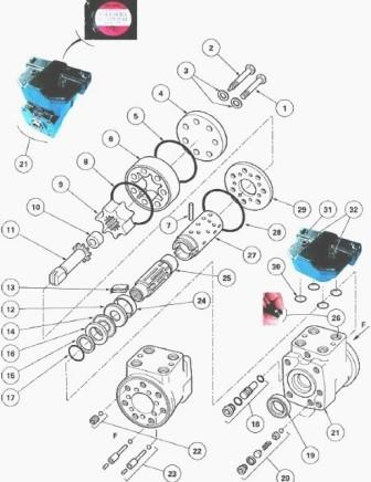 Ferguson To 30 Ignition Switch Wiring Diagram as well Steering orbitrol as well 50 as well MobileModels further Diagram Of Hydraulic Cylinder Head. on massey ferguson distributor