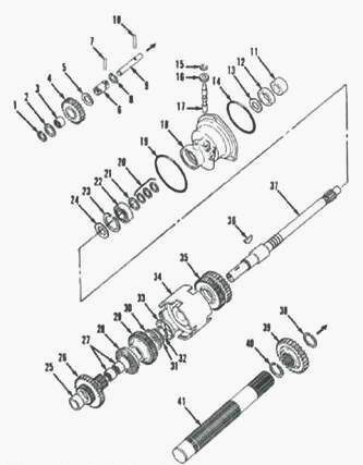 1952 farmall cub wiring diagram  1952  wiring diagram