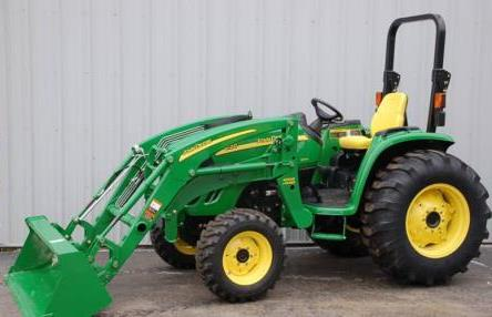 John Deere Injection Pump Troubleshooting >> John Deere 4120 Tractor Specs