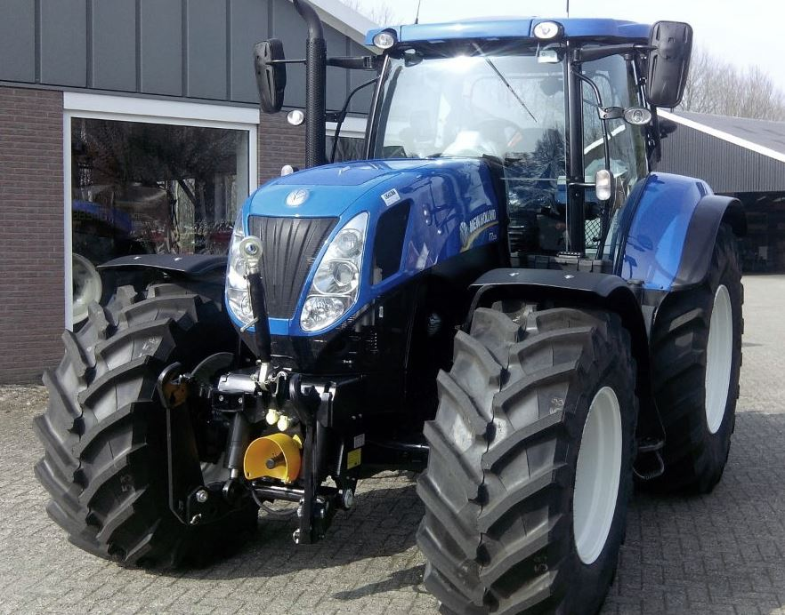 New Holland T7 235 Tractor Specs